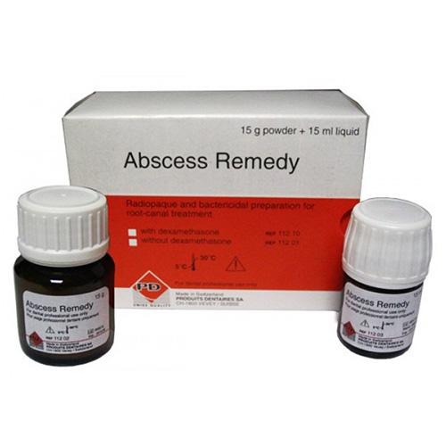 Абсцесс Ремеди  преп д/дезинфекции кан 15гр+15мл