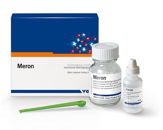 Мерон-цемент для фиксации (35гр/15мл)  Voco