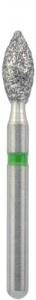 368/023 С Бор алмаз.NTI 1 шт(зеленый)