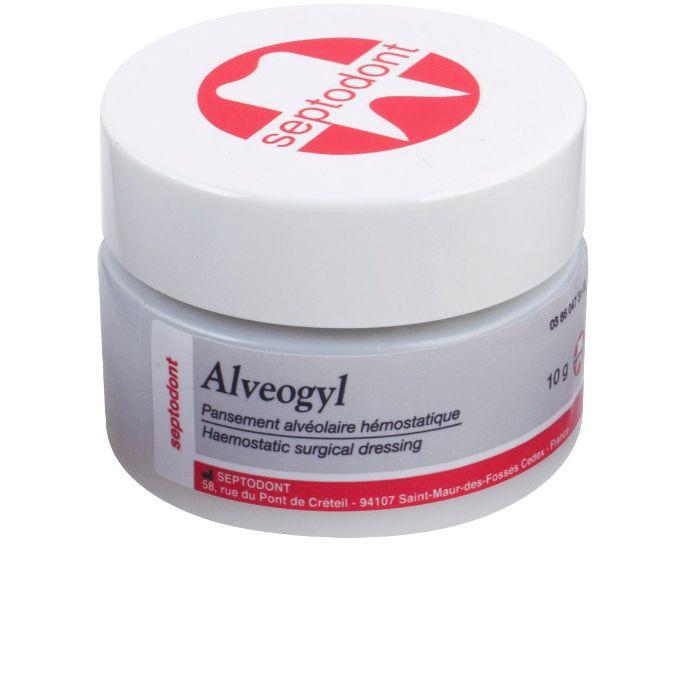Альвожиль-компресс для альвеол(Септодонт)10г
