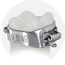 Банд-е кольцо Труфит LL 34 1/2  с замком