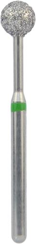 801L/035 C Бор алмаз.NTI 1 шт(зеленый)