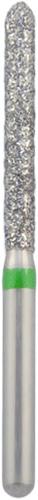 879L/014 C Бор алмаз.NTI 1 шт(зеленый)