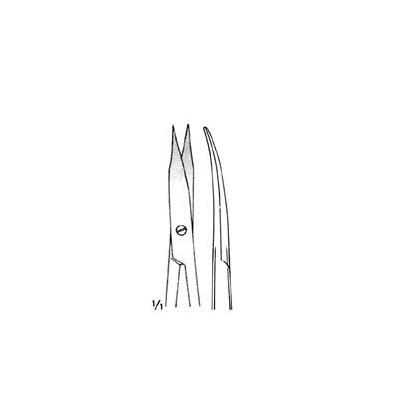 Ножницы стоматологические 131-265, 11 см