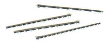 Кламер пуговчатый 0,7 мм (10 шт)
