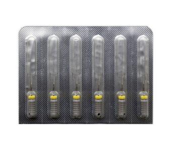 К-файл Pro-Endo ручные 008 25мм, 6 шт.