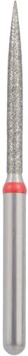 864/012 F Бор алмазный  NTI 1 шт (красный)