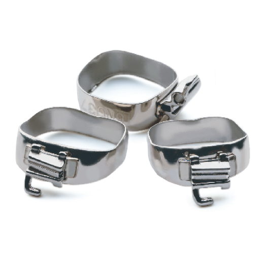 Банд-е кольцо ИЗИ-ФИТ UL34 с лингвальным крючком