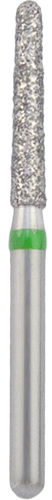 856L/016 C Бор алмаз.NTI 1 шт(зеленый)