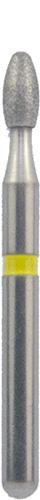 379/016 SF Бор алмаз.NTI 1 шт(желтый)