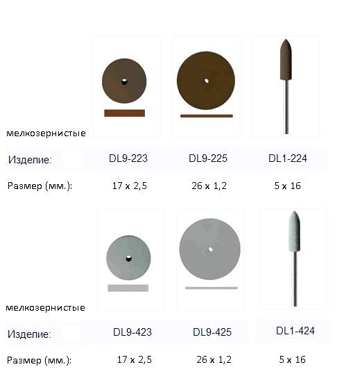 Политек полир DL9-223 д\керам.композ. медиум