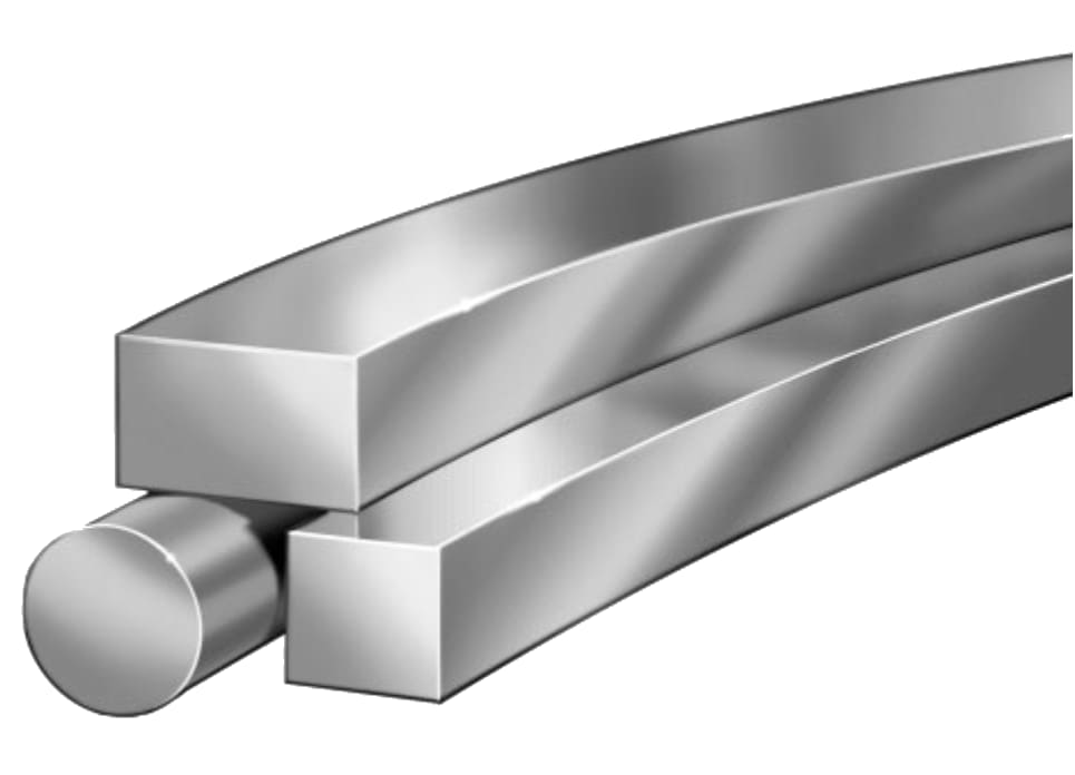 Дуга сталь с 2 петлями 0,16*0,22 28мм