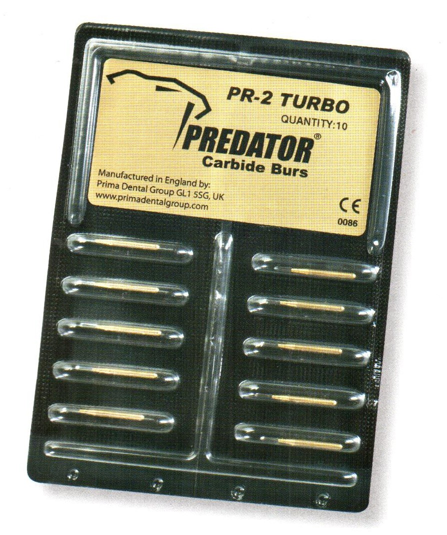 Бор д/разрезания коронок (Predator)