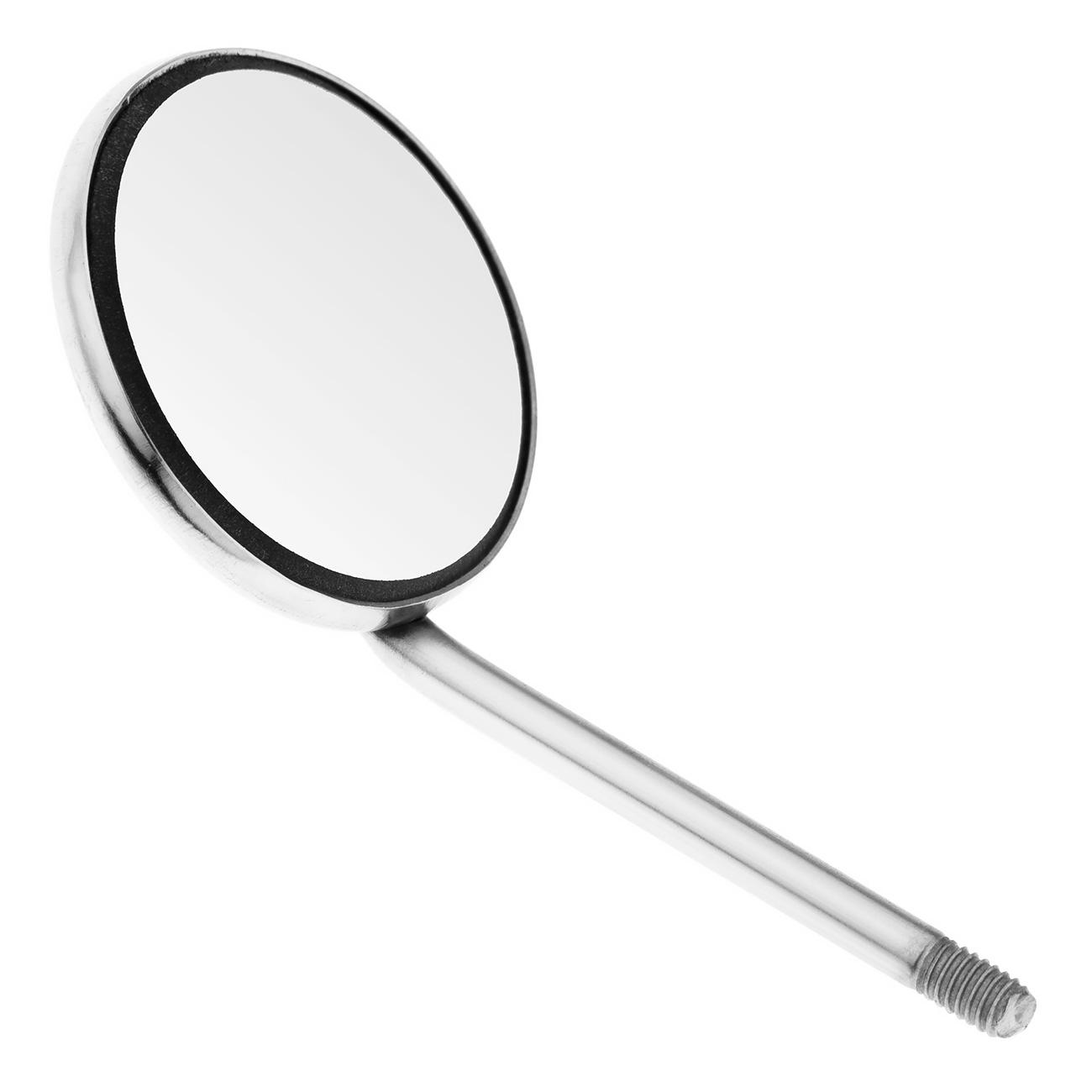 23-5 Зеркало стом.родий 4 22мм 1шт