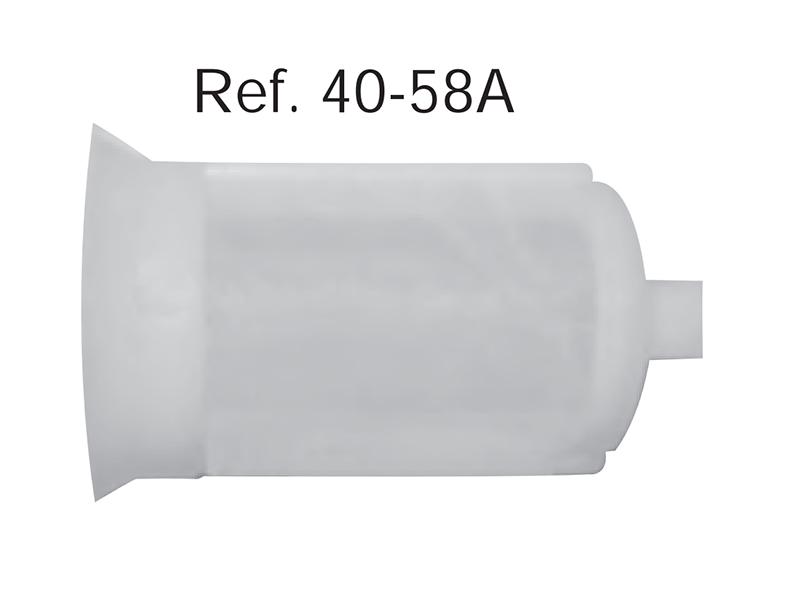 """40-58""""А"""" Силиконовый фильтр д/костной ловушки(1шт)"""
