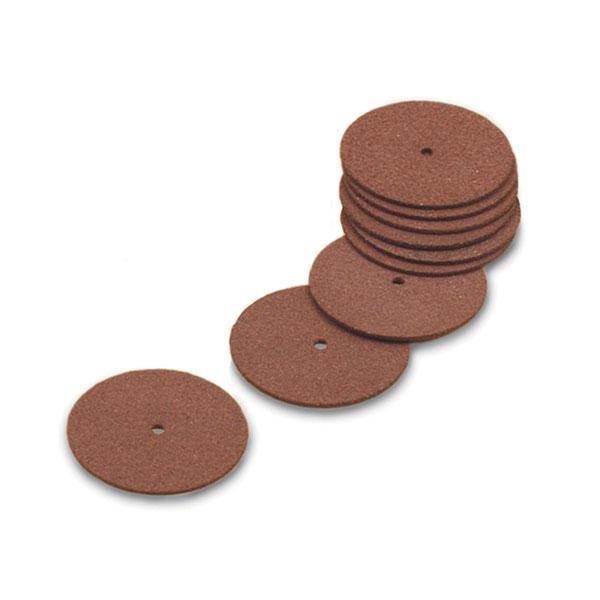 Круги прорезные ПП 40*1 45 шт. Полимер- Стом.