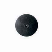Полир грубый д/сплавов, пластм. и кер,черный L22m