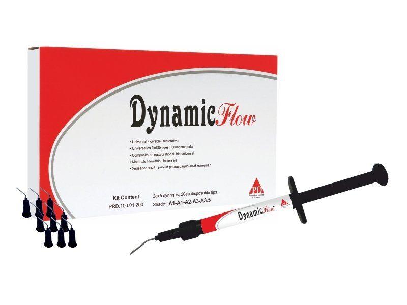 Dynamic Flow Kit набор 5шпр. х 2гр.