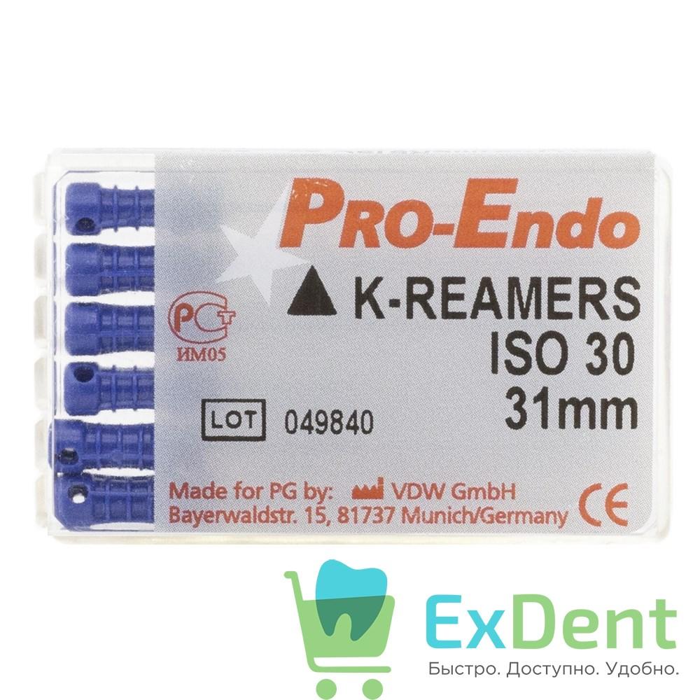 К-ример Pro-Endo -006 31мм 6шт.