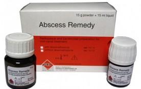 Abscess Remedy комплект порошок 15гр+жидкость 15 мл PD Швеция