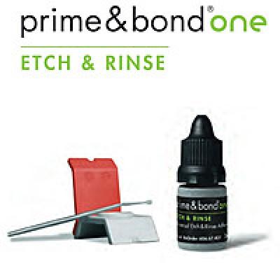 Прайм & Бонд One Etch and Rinse фл./3,5мл Densply