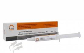 Гель антисептический  с хлоргексидином д/корн.кан.шпр.5мл(ТехноДент)