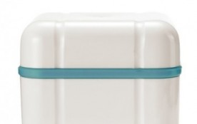 Курапрокс контейнер д/хранения зубн. протезов, зеленый, Швейцария