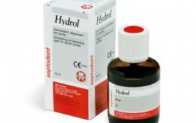 Гидроль жидкость для высушивания и обезжирования полостей, 45мл (Септодонт)