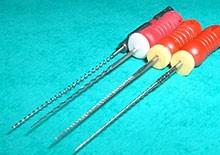 Инструменты для обтурации и заполнения корневых каналов